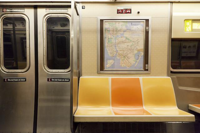 アメリカ・ニューヨーク市の地下鉄