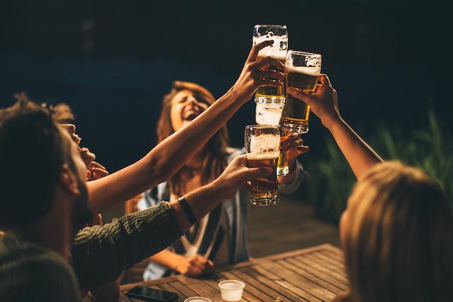 友人たちとの飲み会