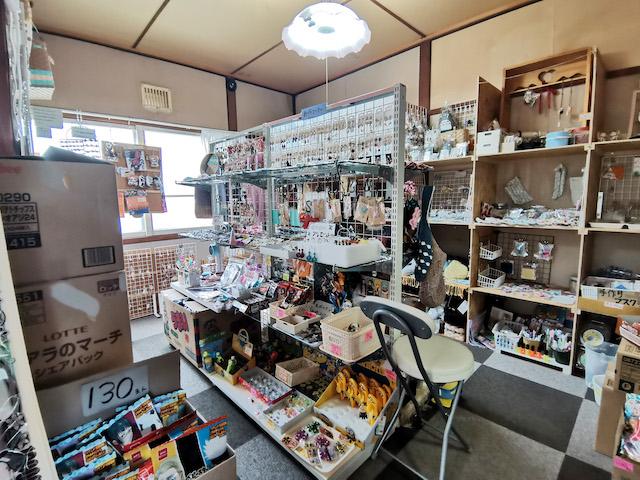 宮永篤史の駄菓子屋探訪10北海道浦河郡浦河町気まぐれ屋6