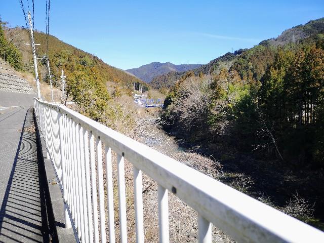 奈良県吉野郡・天川村の道