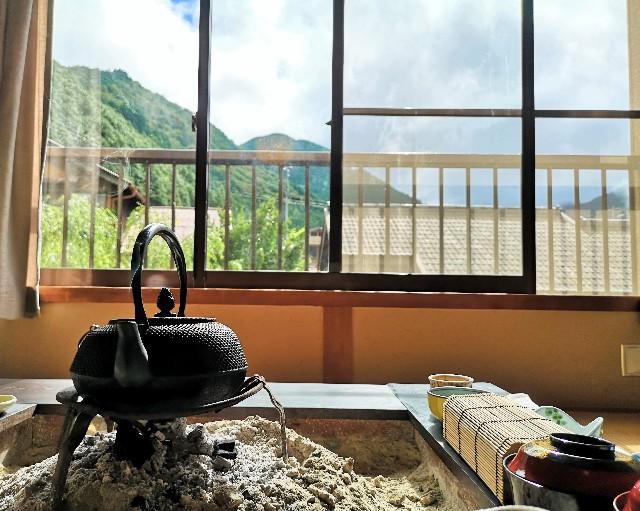 奈良県吉野郡・「花あかりの宿 柳屋」朝食
