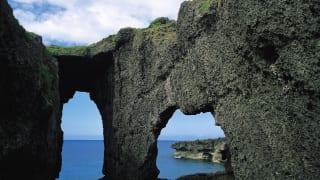 鹿児島県徳之島犬の門蓋