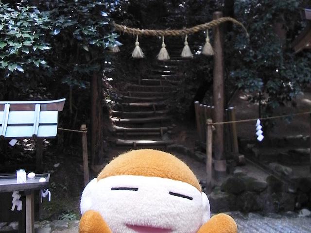 日本列島ゆるゆる古墳ハント31狭井神社入山口