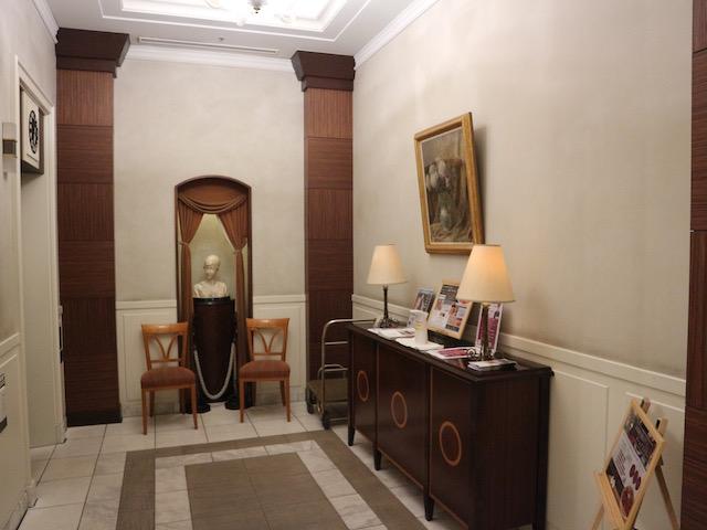 ホテルモントレ ラ・スールギンザ エレベーターホール