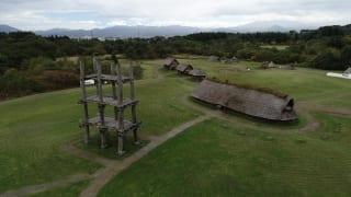 青森県三内丸山遺跡