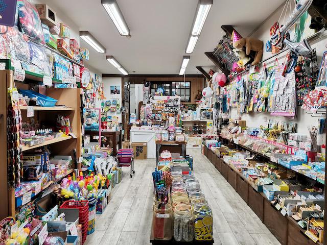 宮永篤史の駄菓子屋探訪12北海道函館市だがし屋ささき商店5