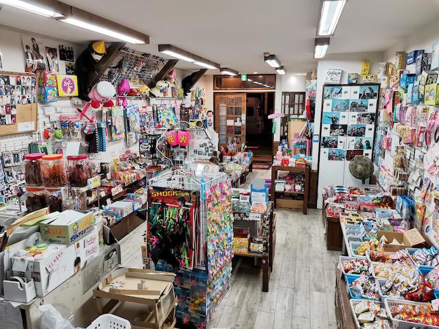 宮永篤史の駄菓子屋探訪12北海道函館市だがし屋ささき商店6