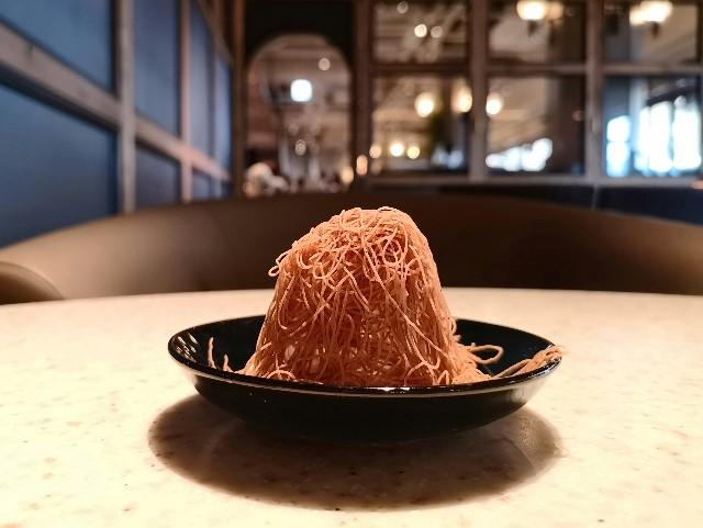東京都町田市・「STRI(ストリ)」至福のマロンフェア「生搾りモンブラン」