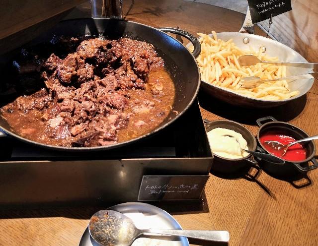 東京都町田市・「STRI(ストリ)」至福のマロンフェア「牛タンの赤ワイン煮」