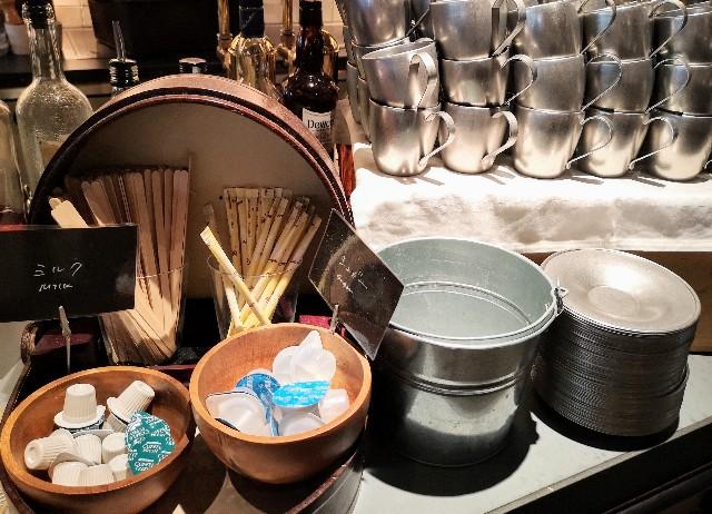 東京都町田市・「STRI(ストリ)」至福のマロンフェア(コーヒーコーナー)