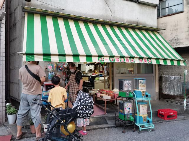 宮永篤史の駄菓子屋探訪14栃木県宇都宮市パーマ屋文具店9