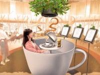 ネスカフェ香り体感カフェイメージ1
