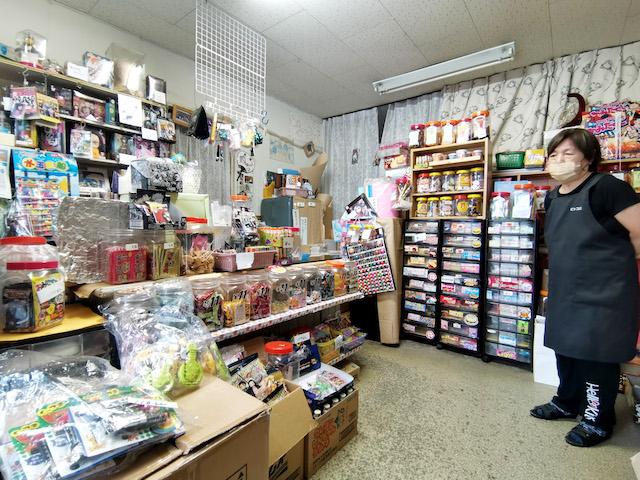 宮永篤史の駄菓子屋探訪15北海道札幌市手稲区ピッコロ7
