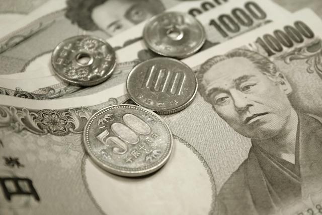 日本の紙幣と硬貨