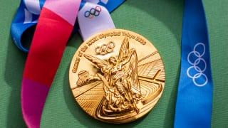 東京五輪金メダル